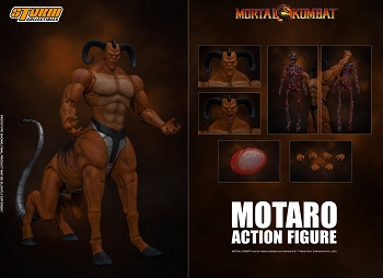 Storm Collectibles Mortal Kombat MOTARO